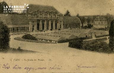 Cl 08 066 Caen le Jardin des Plantes