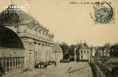 Cl 08 067 Caen le Jardin des Plantes