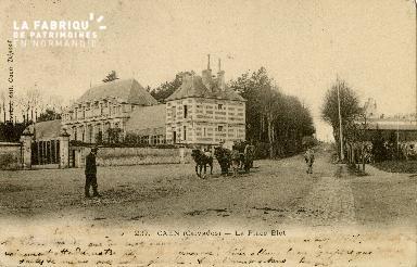 Cl 08 088 Caen la Place Blot