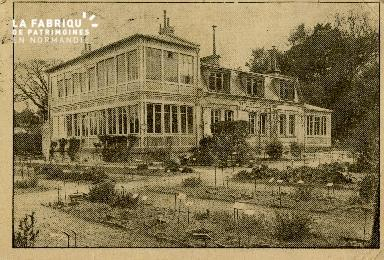 Cl 08 089 Caen le Jardin des Plantes Déposant : institut Botanique de l'Universit
