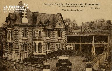 Cl 08 092 Caen Entreprise Générale Adam & Doucet 36 rue Desmoueux vue