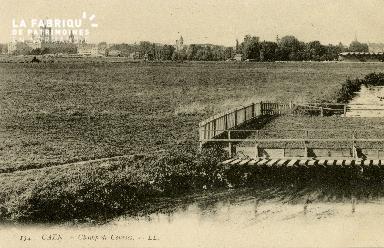 Cl 08 097 Caen Champ de Courses