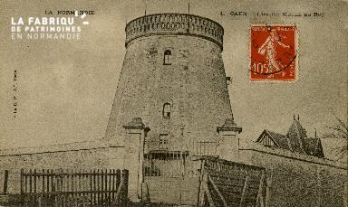 Cl 08 104 Caen l'ancien Moulin au Roy