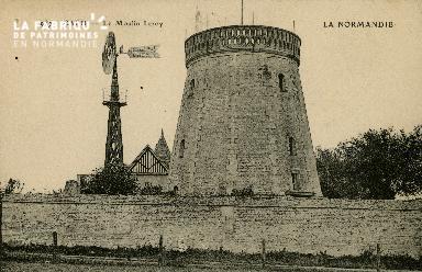 Cl 08 105 Caen le Moulin au Roy
