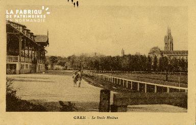 Cl 08 115 Caen le Stade Hélitas