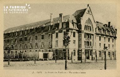 Cl 08 120 Caen la Maison des Etudiants