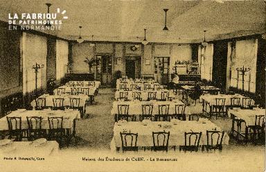 Cl 08 125 Caen la Maison des Etudiants le Restaurant