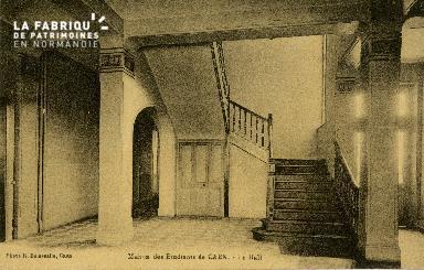 Cl 08 126 Caen la Maison des Etudiants le Hall