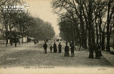Cl 08 134 Caen Cours Sadi-Carnot