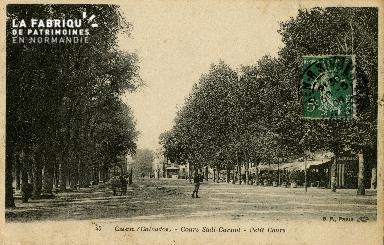 Cl 08 135 Caen Cours Sadi-Carnot Petit Cours