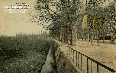 Cl 08 139 Caen Cours Sadi-Carnot et Châlet et le Champ de Courses