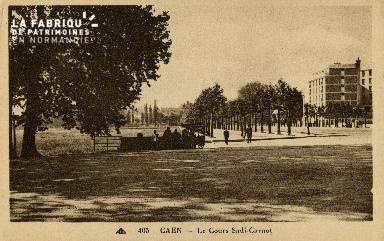 Cl 08 145 Caen Cours Sadi-Carnot