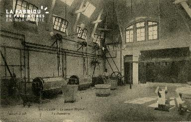 Cl 08 157 Caen le nouvel Hôpital la Buanderie