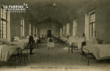 Cl 08 161 Caen Hôpital Civil Chirurgie Hommes (n°1)