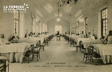 Cl 08 165 Caen Hôpital Civil Salle Lecoeur