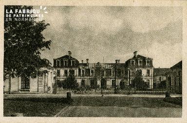 Cl 08 169 Caen l'Entrée de l'Hôpital