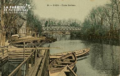Cl 08 252 Caen Ecole de Natation Bertaux
