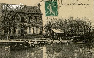 Cl 08 264 Caen l'Ecole de Natation Bertaux