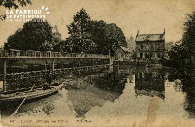 Cl 08 273 Caen Barrage sur l'Orne