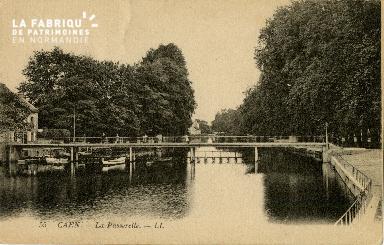 Cl 08 274 Caen la Passerelle