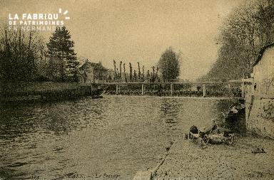 Cl 08 275 Caen le Barrage