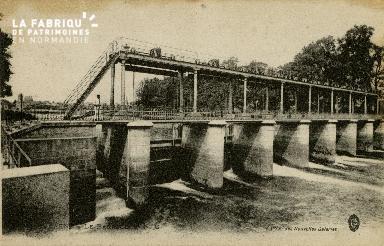Cl 08 281 Caen le Nouveau Barrage