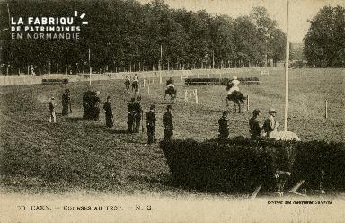 Cl 08 304 Caen Courses au Trot