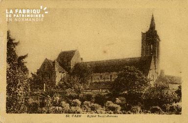 Cl 08 323 Caen Eglise St Nicolas