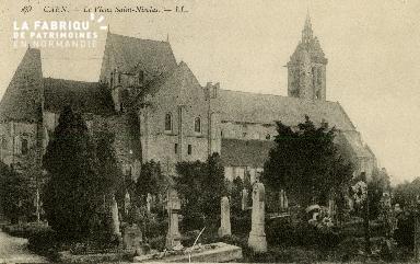 Cl 08 326 Caen le Vieux St Nicolas