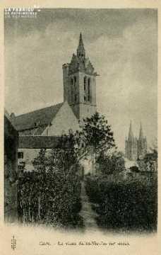 Cl 08 328 Caen le Vieux St Nicolas XIè s.