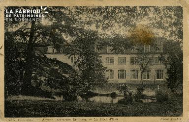 Cl 08 345 Caen Annexe Déposant : Déposant : institution St Pierre la Pièce d'Eau