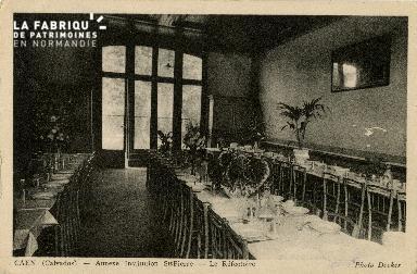 Cl 08 347 Caen Annexe Déposant : Déposant : institution St Pierre le Réfectoire