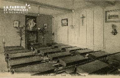 Cl 08 348 Caen Déposant : Déposant : institution St Pierre Salle d'Etude
