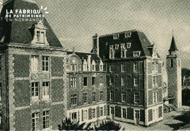 Cl 08 366 Caen Déposant : Déposant : institution St Joseph Façade Principale