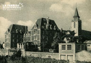 Cl 08 367 Caen Déposant : Déposant : institution St Joseph Vue d'Ensemble