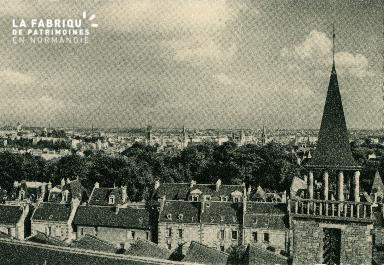 Cl 08 368 Caen Déposant : Déposant : institution St Joseph Panorama de la Ville