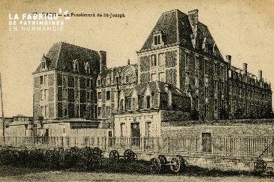 Cl 08 371 Caen le Pensionnat de St Joseph