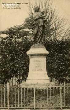 Cl 08 382 Caen Pensionnat St Joseph Cour de Récréation N.-D. de Bonne