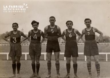 Equipe sportive-
