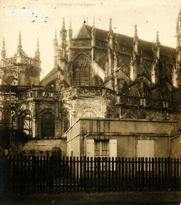 Saint Pierre. Détail.