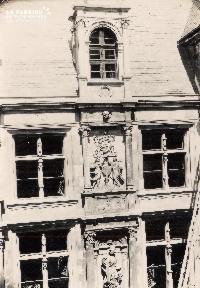 Hôtel d'Escoville 4- Détail-