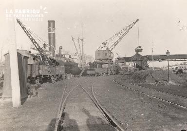 Port de Caen 1- Abords
