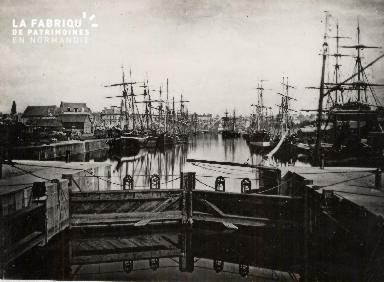 Port de Caen .