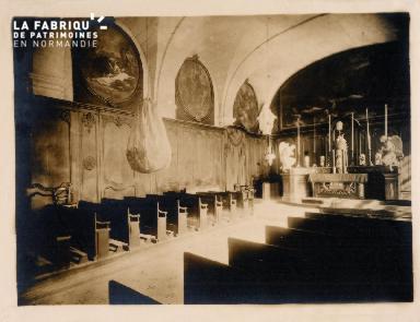 Intérieur Eglise (non identifié) - 6A