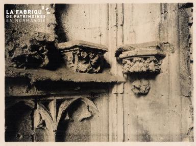 Scuptures sur Mur (non identifié) - 12A