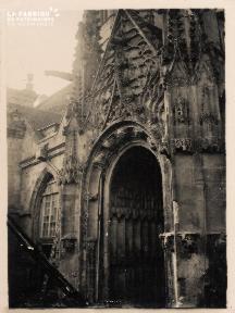 Entrée Eglise (non identifié) - 10A