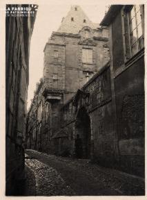 Hôtel de Colombie, rue des Cordeliers - 29A