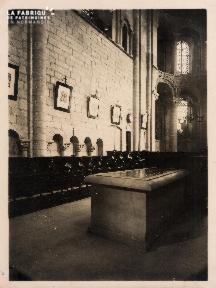 Intérieur Eglise (non identifié) - 18A