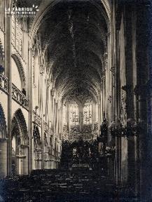 Intérieur Eglise (non identifié) - 21A