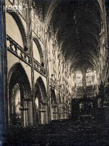 Intérieur Eglise (non identifié) - 22A